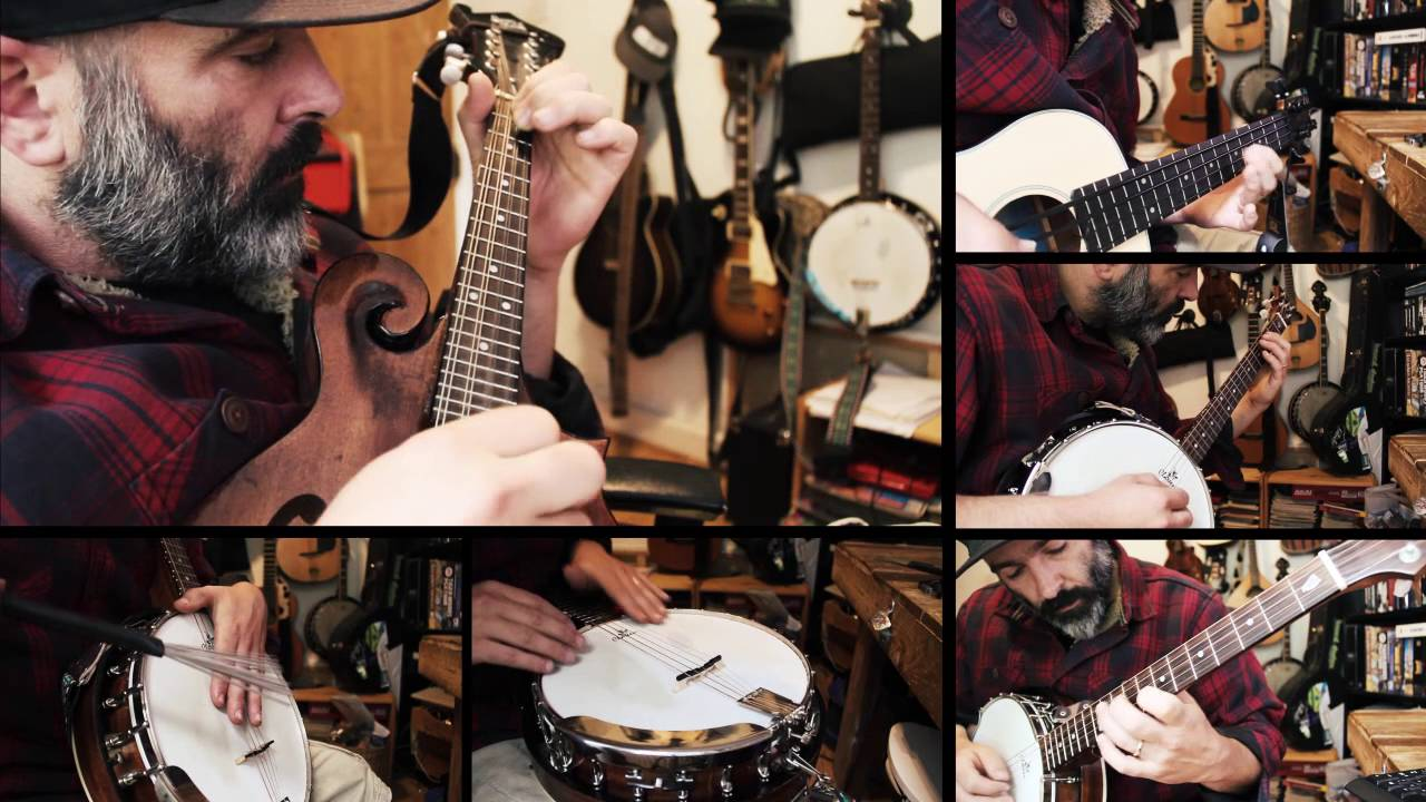 Undertale Ruins interpretado por Banjo Guy Ollie